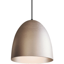 Halo Design Pendelleuchte The Classic Ø30 brushed-oxid
