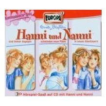 Hanni und Nanni Box 01: Kennenlernbox Hörspiel