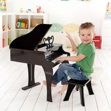 Hape Early Melodies Spielzeug-Flügel, schwarz