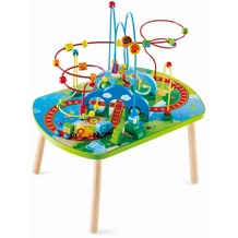 Hape Kleinkind Eisenbahn Dschungelabenteuer-Spieltisch