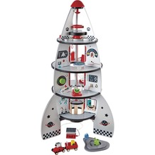 Hape Playscapes Vierstufenrakete