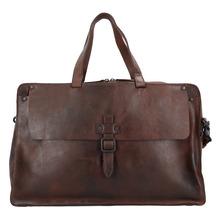 Harold's Aber Weekender Reisetasche Leder 42 cm braun