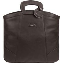 Harold's Country Handtasche Leder 37 cm braun