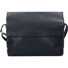 Harold's Heritage Campo Messenger Leder 36 cm Laptopfach schwarz