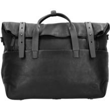 Harold's Mount Ivy Weekender Reisetasche Leder 47 cm schwarz