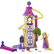 Hasbro Disney Princess Rapunzel Haartastischer Abenteuer-Tur