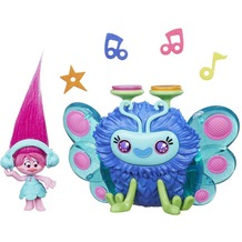 Hasbro Trollstadt DJ-Käferpult mit Poppy