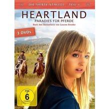 Heartland - Paradies für Pferde, Staffel 7.1 [DVD]