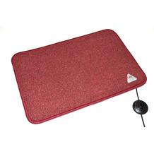Heat Master Heizteppich FH 21024-FS bordeaux 40x60 cm