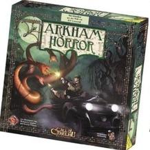 Heidelberger Spieleverlag HE105 - Arkham Horror, deutsche Ausgabe