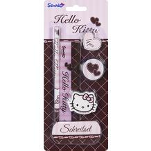 Undercover Hello Kitty Schreibset, 4-tlg.