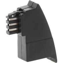 Helos Adapter TAE F Stecker/6P4C Buchse, schmal,