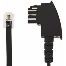 Helos Verlängerungs-Kabel 4adr., 6 m, modular,