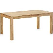 Henke Möbel Auszugstisch 160+60 x 90 cm