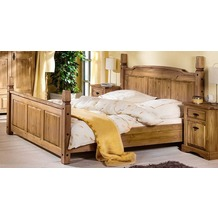 Henke Möbel Doppelbett 191 x 217 x 130 cm
