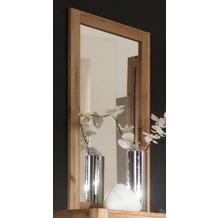 Henke Möbel Spiegel 55 x 100 x 2 cm, massive Wildeiche