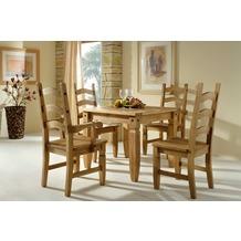 Henke Möbel Tisch 90 x 90 cm