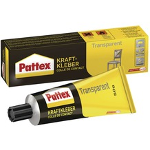Henkel Pattex Transparent Kleber Tube à 50 g