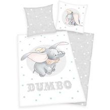 Herding Disney´s Dumbo Renforcé Bettwäsche 135x200 cm