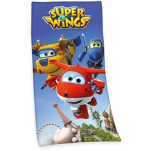 Herding Super Wings Velourstuch, 75x150 cm