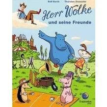 Herr Wolke und seine Freunde Bilderbuch
