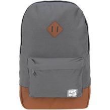 Herschel Heritage Backpack Rucksack 47 cm Laptopfach grey tan synthetic leather