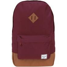 Herschel Heritage Backpack Rucksack 47 cm Laptopfach windsor wine tan synthetic leather