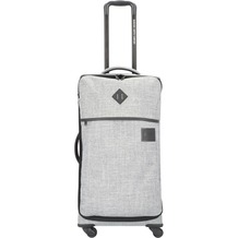 Herschel Highland 4-Rollen Trolley 75 cm raven crosshatch
