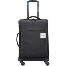 Herschel Highland Carry-On 4-Rollen Kabinentrolley 56 cm black