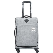 Herschel Highland Carry-On 4-Rollen Kabinentrolley 56 cm raven crosshatch