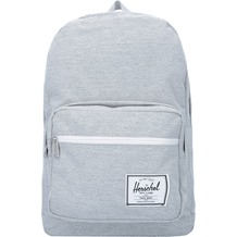 Herschel Pop Quiz Rucksack 44 cm Laptopfach light grey crosshatch