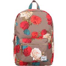 Herschel Settlement Mid Volume Backpack Rucksack 39 cm Laptopfach vintage floral pine bark