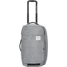 Herschel Wheelie 2-Rollen Reisetasche 58 cm raven crosshatch