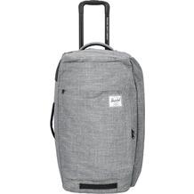 Herschel Wheelie 2-Rollen Reisetasche 66 cm raven crosshatch