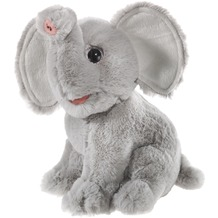 Heunec MI CLASSICO  Elefant mit Glitzeraugen