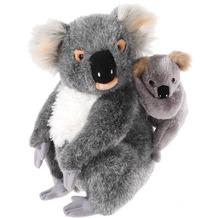 Heunec MI CLASSICO Koala Bär mit Baby 25 cm