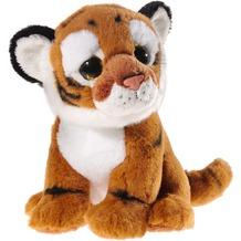 Heunec MI CLASSICO Tiger mit Glitzeraugen