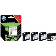 Hewlett-Packard HP 932/933 XL c/m/y/bk