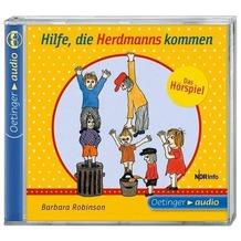 Hilfe, die Herdmanns kommen - Das Hörspiel (CD) Hörspiel