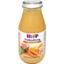 HIPP Trinknahrung Huhn & Karotte, 6 x 200 ml