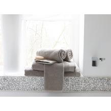 Heckett & Lane Handtuch Taupe 50 x 100 cm