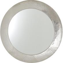 Holländer Spiegel PIATTO Aluminium silber - Spiegelglas
