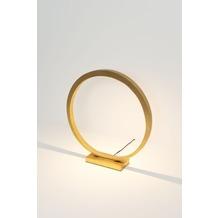Holländer Tischleuchte 3-flg. ASTERISCO gold