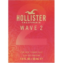 Hollister Wave 2 For Her Edp Spray  30 ml