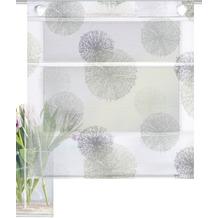 "Home Wohnideen Magnetrollo Bambusoptik ""rawlins"" Stein 130 x 100 cm"