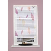 "Home Wohnideen Magnetrollo Querstreifen Digitaldruck ""paolo"" Multicolor 130 x 100 cm"