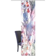 Home Wohnideen Schiebevorhang Dekostoff Digitaldruck Fedora Multicolor 245 x 60 cm