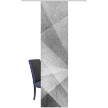 Home Wohnideen Schiebevorhang Dekostoff Digitaldruck Filana Grau 245 x 60 cm