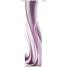 Home Wohnideen Schiebevorhang Dekostoff Digitaldruck Onda Beere 245 x 60 cm