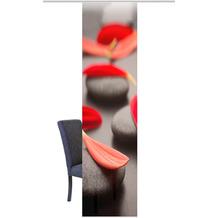 Home Wohnideen Schiebevorhang Dekostoff Digitaldruck Velto Rot 245 x 60 cm